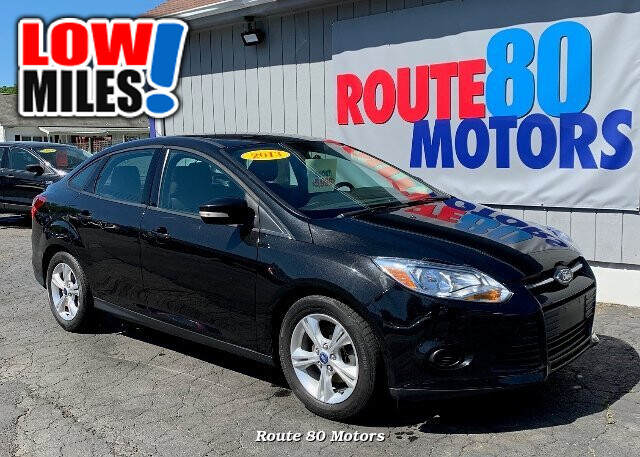 2013 Ford Focus SE Sedan 6-Speed Automatic